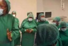 Ghanaian experts to separate conjoined twins start rehearsing with toys ahead of surgery