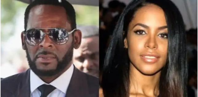 R. Kelly aide says he paid bribe for singer to marry Aaliyah