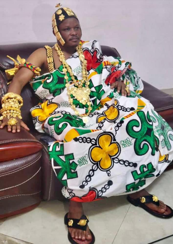 Ensure Peace During and After Homowo - Nii Larmo I