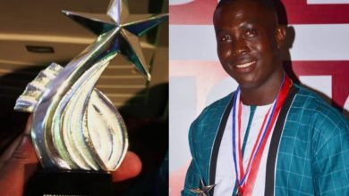 NGMA20: Vincent Nyefele speaks after winning Producer of the year