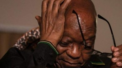 Zuma admitted to hospital for medical observation