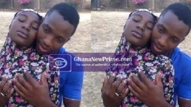 See what a guy did to a girl in Hijab on her way to mosque [Video]