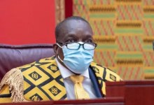"""""""You don't have the power because there is no majority in parliament"""" – Speaker Alban Bagbin tells NPP"""