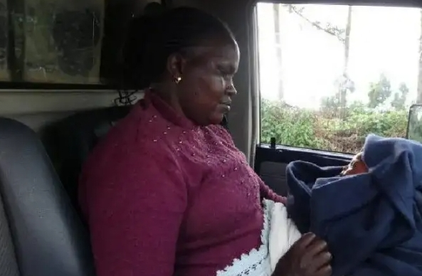 Man gets his wife arrested for buying stolen baby after faking pregnancy for 9 months
