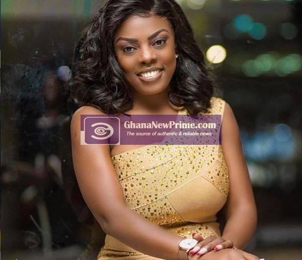Nana Aba Anamoah Requests Ghanaians To Fix A Date To Walk NΔKED In Memory Of Adam And Eve