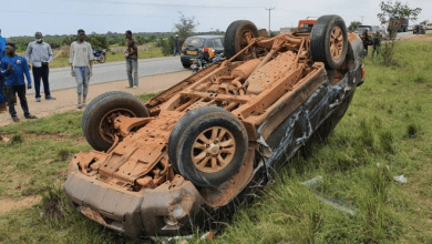 Two MPs Involved In Accident Over The Weekend