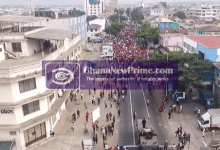 #FixTheCountry demonstration hits Accra with envisaged massive turnout