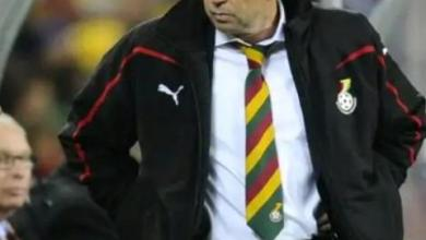 Ghana FA Signs 2-year Contract With Milovan Rajevac as Black Stars Head Coach, Earning $45,000 every month