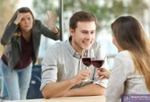 What To Do When Your Husband Is Talking To Another Woman