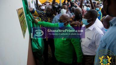 Akufo-Addo commissions Phase 3 of the KEDA Ceramics factory