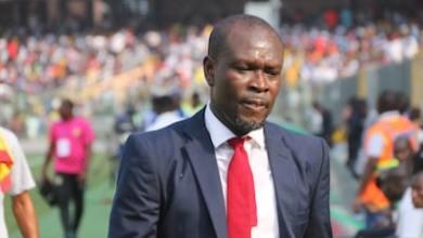 Black Stars head coach Charles Kwabla Akonnor Sacked