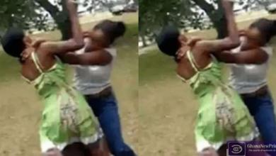 Daughter Fights Mother For Snatching Her Boyfriend