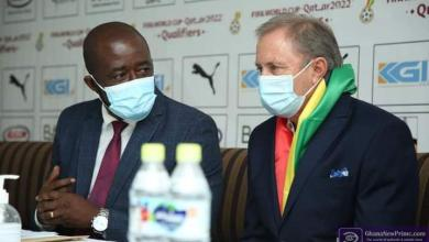 Get $600K if you win AFCON and qualify Ghana for world cup - GFA Tell Milovan