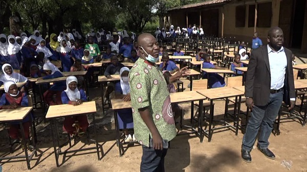 Teachers & Pupils of T.I Ahmadiyya Cluster of Schools in Upper West Region cry for help