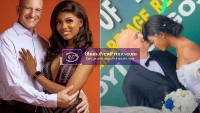 White Client Snatches Yahoo Boy's Fiancée And Marries Her