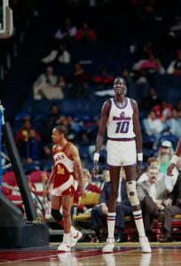 Do You Know The Tallest Player In Basket Ball History Was An African?