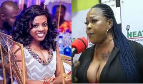 Photo of Nana Aba Anamoah is the Head of all slay queens in Ghana- Mona Gucci