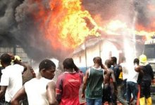 Photo of Mother Abandons 3 Children to Die in Fire Outbreak – Fire Service