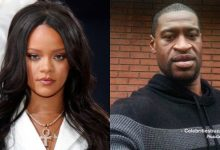 Photo of Rihanna Cries over the deliberate murder of George Floyd