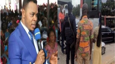 Photo of Bishop Obinim reveals deep 'secrets' about Kennedy Agyapong's accident