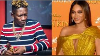 Photo of Shatta Wale finally confirms location for 'Already' video with Beyoncé [screenshot]