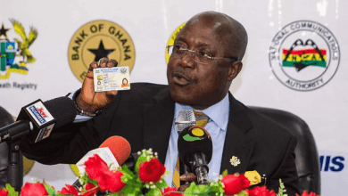 Photo of Premium Ghana Card registration to cost 250 cedis – Ken Attafuah