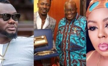 Photo of Names and Pictures of Ghanaian Celebrities Campaigning for Akuffo Addo