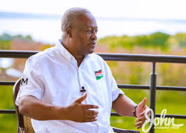 Photo of NDC will build a strong economy that'll work for all Ghanaians – Mahama promises