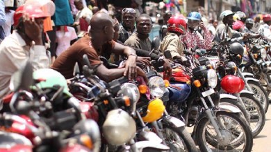 Photo of Okada riders finally settle on who to vote for on December 7