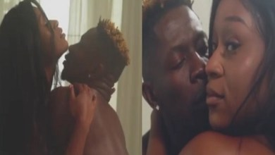 "Photo of Shatta Wale Denies ""Chopping"" Efia Odo In His ""Bad Man"" Visuals"