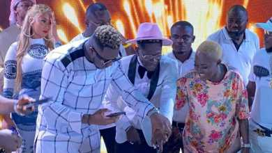 Photo of Videos from Shatta Wale's birthday bash surfaces (Watch)