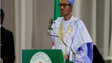 Photo of Full Text Of President Muhammadu Buhari's Speech