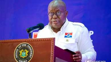 Photo of Akufo Addo Finally Speaks On Being Number 1 On Ballot Paper