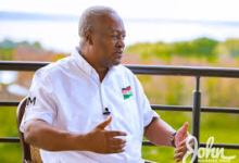 Photo of Ghanaians are in Difficult Times- Mahama Laments