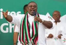 Photo of Koku Anyidoho reveals why he won't talk for NDC again