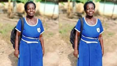 Photo of Video: 57-year-old BECE graduate gets featured on BBC (Watch)