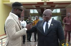 Photo of Sarkodie Applauds Government For The Implementation Of Online Passport Application
