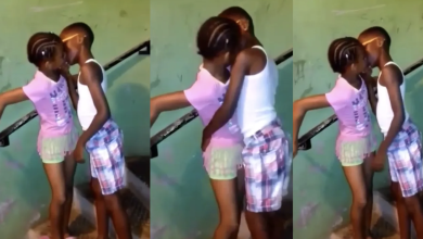 Photo of Two Primary School Pupil Doing At One Conner Hit Social Media [FULL VIDEO]