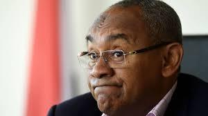 Photo of Caf president Ahmad banned by Fifa for five years