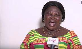Photo of Akua Donkor reveals the first thing she will do when elected as President