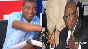 Photo of Martin Amidu is a chronic 'wee' smoker – Chairman Wontumi Alledges