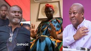 Photo of Tracey Boakye, Mahama romance comment was a joke – Ken Agyapong
