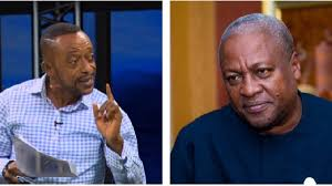Photo of Video: This is the reason why I will keep insulting John Mahama – Owusu Bempah (Watch)