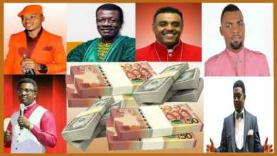 Photo of Top 10 richest pastors in Ghana and their net worth