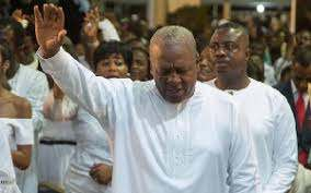 Photo of NDC announces 3-day fasting and prayers ahead of Dec. 7 polls