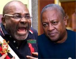 Photo of Kennedy Agyapong threatens to burn John Mahama alive (watch Video)
