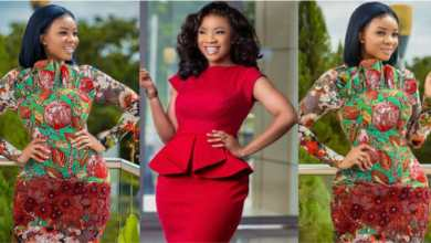 Photo of Serwaa Amihere reacts to Reports of she been benched from hosting political interviews