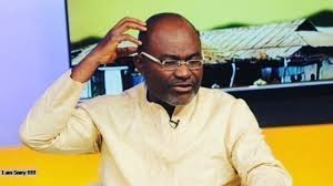 Photo of Ken Agyapong drops bombshell about Assin North MP (Audio)