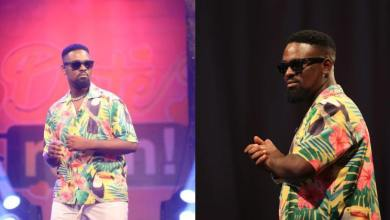 Photo of Shocking as Sarkodie's look alike appears on Date Rush