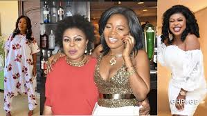 Photo of Afia Schwarzenegger explains why she called for peace between Mzbel and herself (Watch Video)
